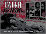 FAITH NO MORE - Vancouver 2015 by Mick Gray & Sinclair Klugarsh
