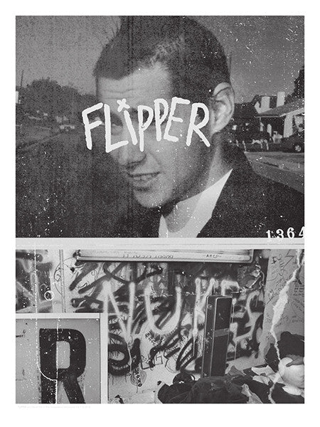 FLIPPER - Los Angeles 2015 by Justin Walsh