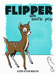 FLIPPER - Milan 2015 by Francisco Ramirez