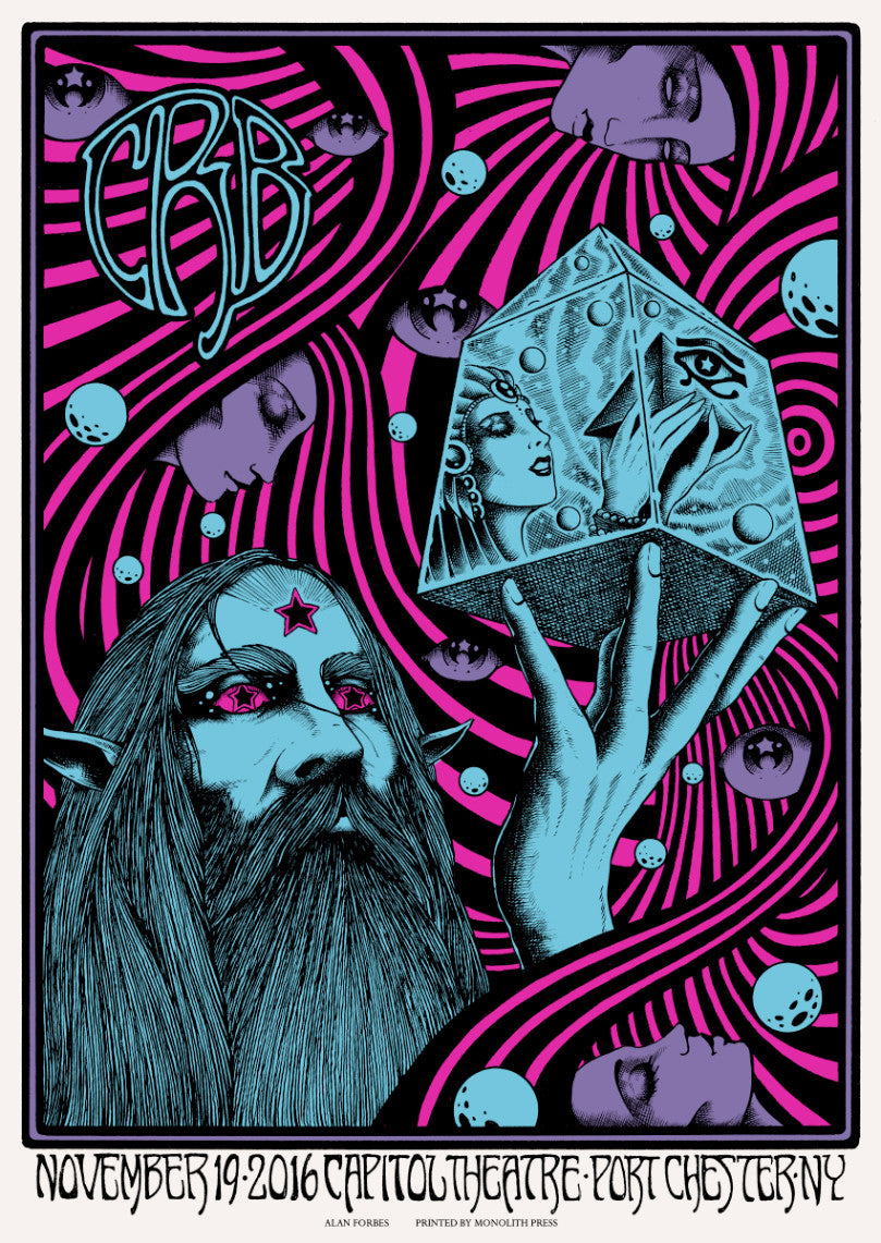 THE CHRIS ROBINSON BROTHERHOOD - Port Chester 2016 by Alan Forbes