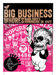 BIG BUSINESS - Birmingham 2017 by Francisco Ramirez