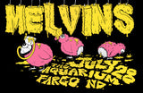 MELVINS - Fargo 2018 by Jason Young