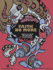 FAITH NO MORE - San Francisco 2010 by Junko Mizuno