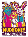 MUDHONEY / ZEKE - Vienna 2018 by Jeff LaChance