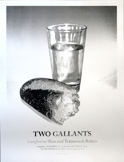 TWO GALLANTS - San Francisco 2006 by Alan Hynes