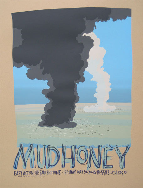 MUDHONEY - Chicago 2008 by Jay Ryan