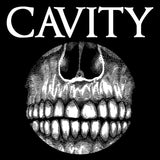 CAVITY - sticker by Alan Forbes