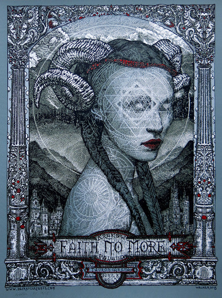 FAITH NO MORE - Krakow 2015 by David Welker