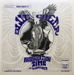BLUE CHEER - Santa Barbara 2008 by David D'Andrea