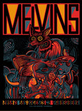 MELVINS - Los Angeles 2018 by John Howard