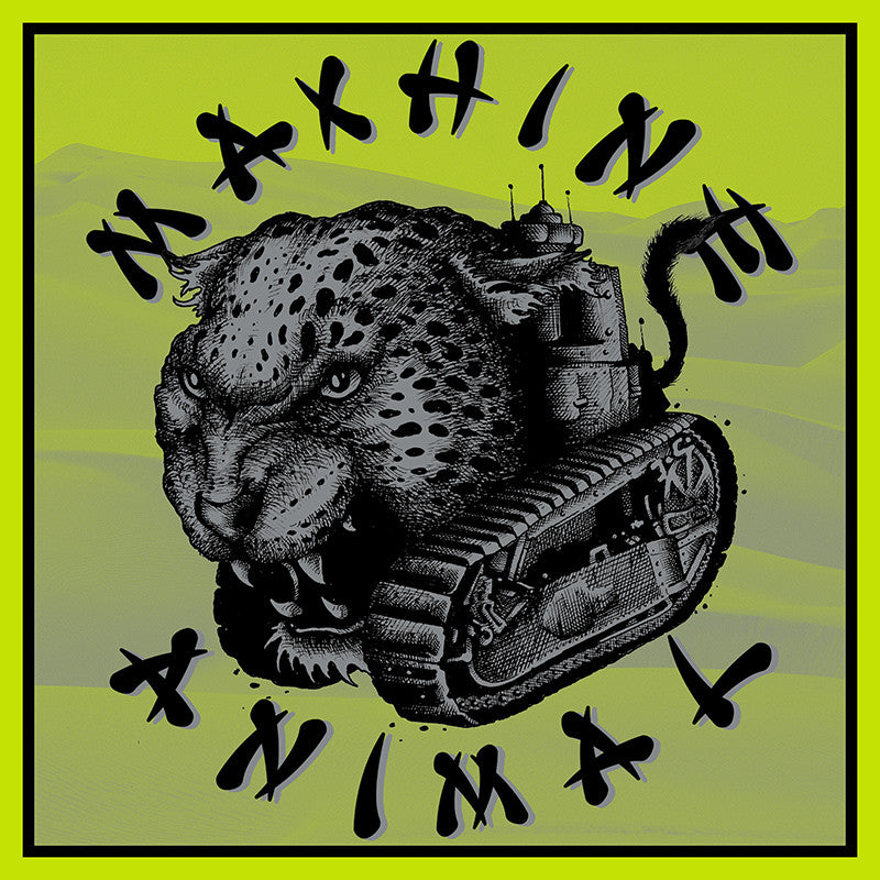 MACHINE ANIMAL - Live In Wreck 7""