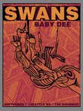 SWANS - Seattle 2016 by John Howard