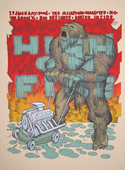 HIGH ON FIRE - Charlotte 2006 by Jay Ryan