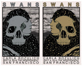 SWANS - San Francisco 2014 by Alan Forbes (set)