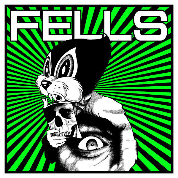 FELLS - sticker by Alan Forbes