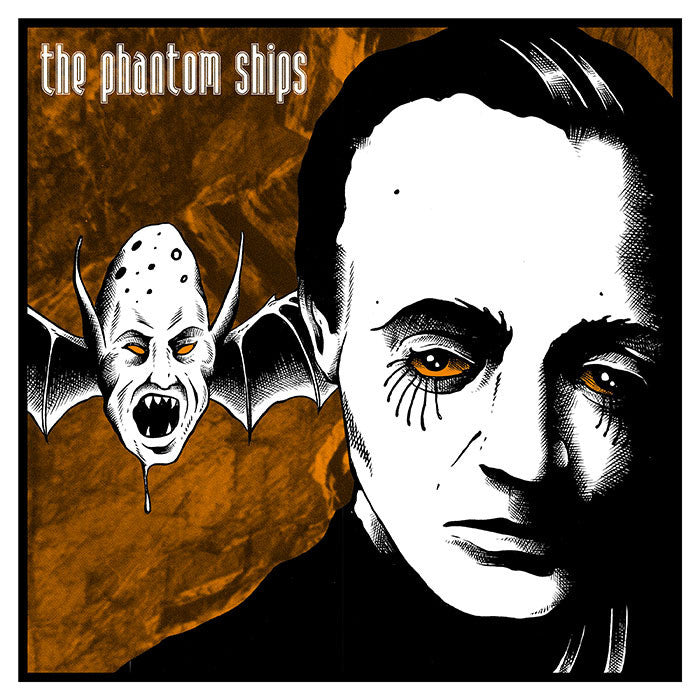 THE PHANTOM SHIPS - The Coast 7""