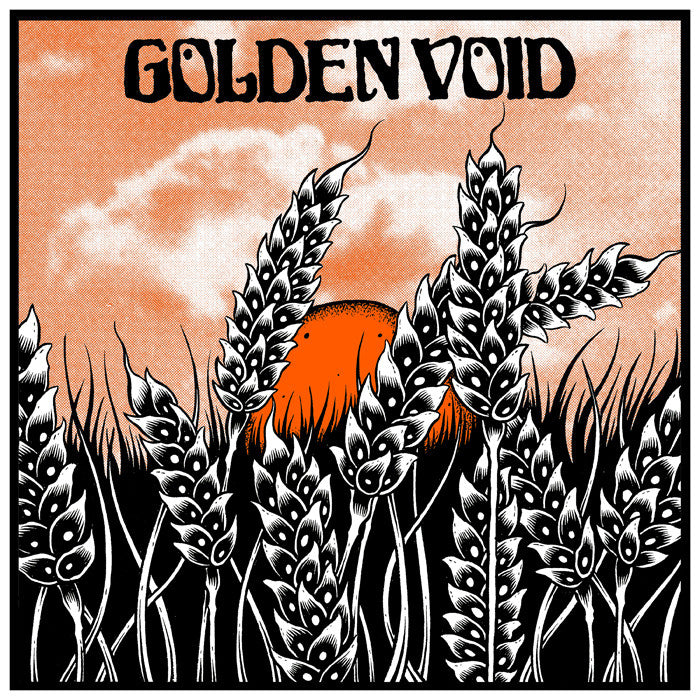 "GOLDEN VOID - The Curve 7"" (archive copy)"