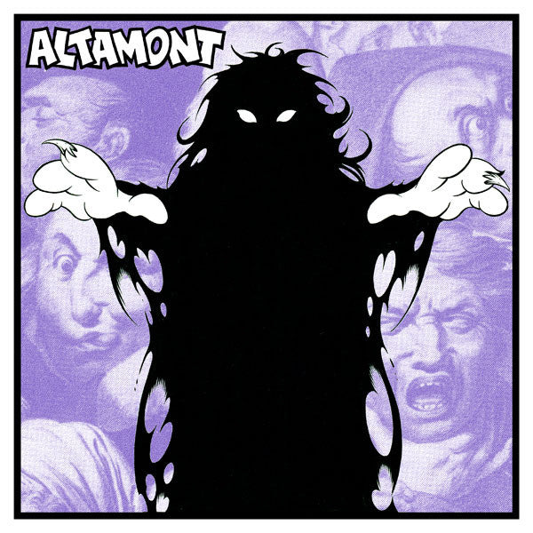 ALTAMONT - Mrs Creech 7""