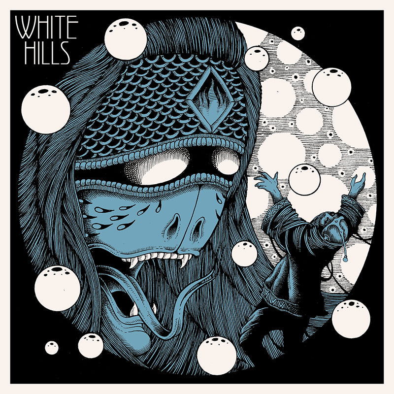 WHITE HILLS - Putting On The Pressure 7""