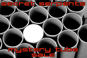 SECRET SERPENTS - Mystery Tube