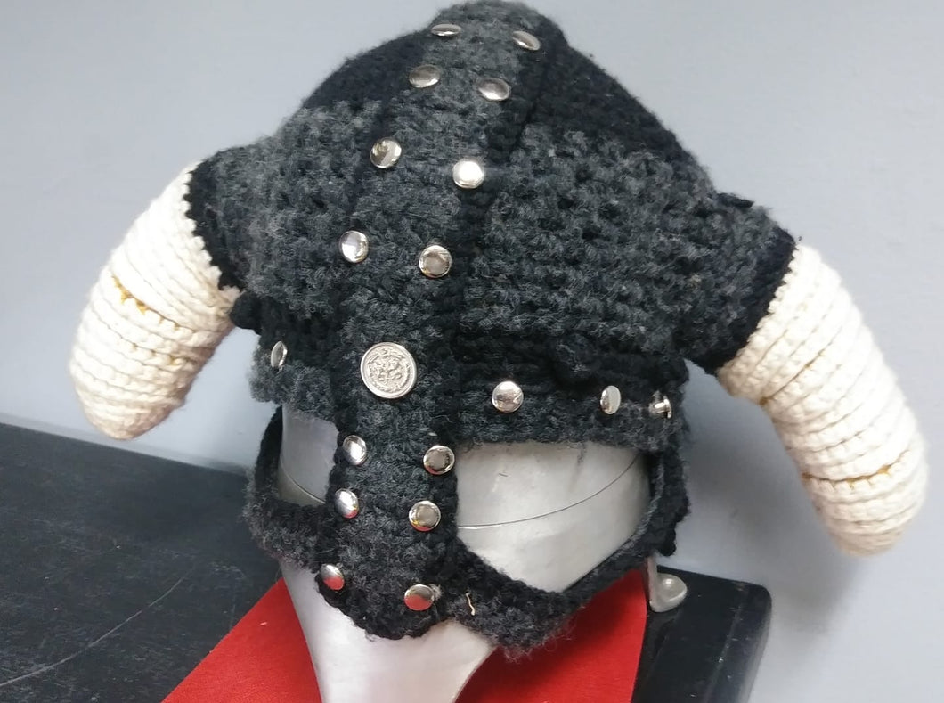 Tuque au crochet imitation ( Skyrim )