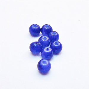 Bille Perle de verre 4 mm