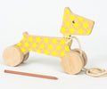 Studio delle Alpi | Wooden pull toy Enzo the Dog