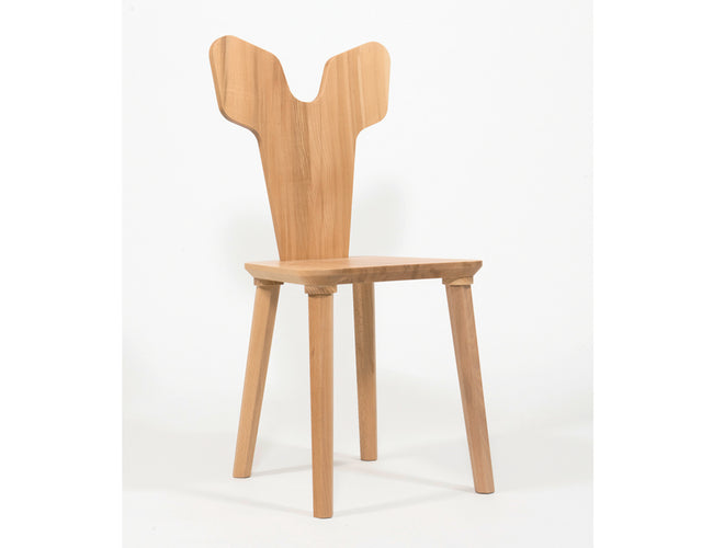 Geno Wooden Chair