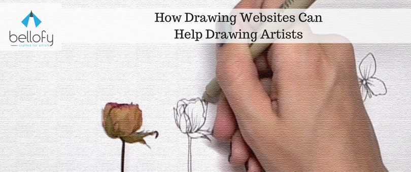 How Drawing Websites Can Help Drawing Artists
