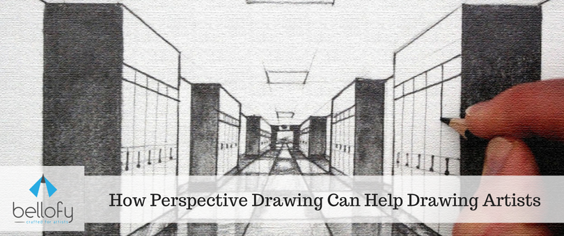 How Perspective Drawing Can Help Drawing Artists