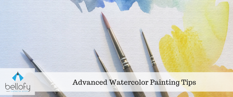 Advanced Watercolor Painting Tips