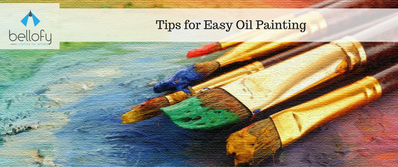 Tips for Easy Oil Painting