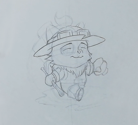 How To Draw Teemo Step By Step Drawing Of League Of Legends Bellofy Learn how to draw league of legends pictures using these outlines or print just for coloring. how to draw teemo step by step drawing