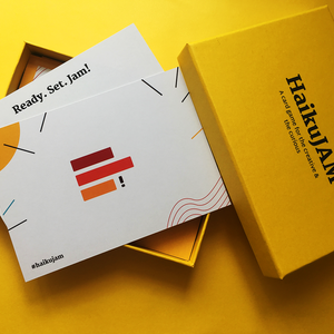 HaikuJAM Card Game