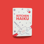 Kitchen Haiku Illustrated Book