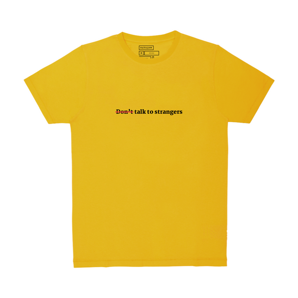 DTTS Yellow Tee