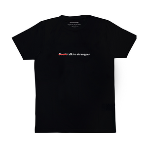 DTTS Black Tee | Limited Edition