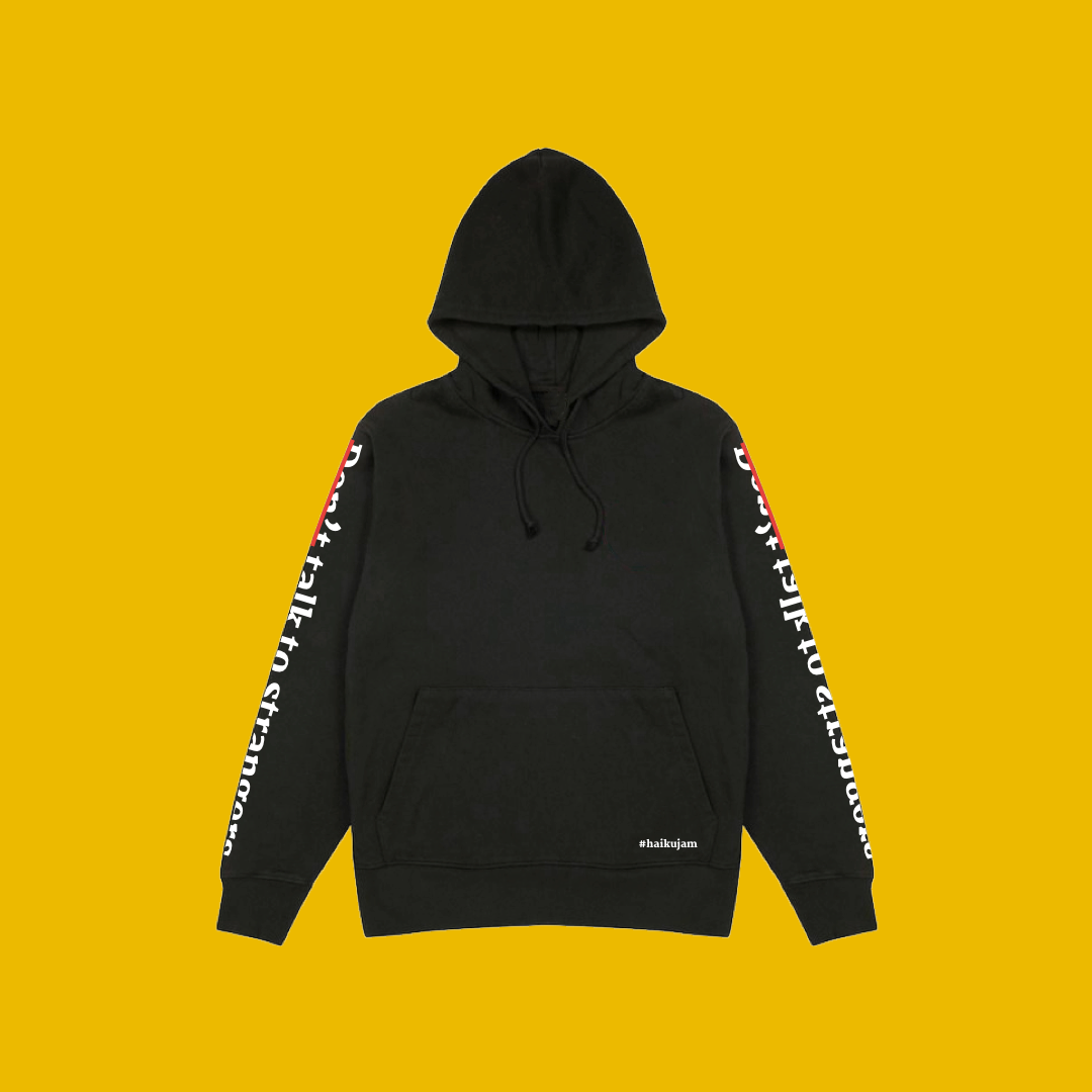 DTTS Selfie Hoodie | Limited Edition