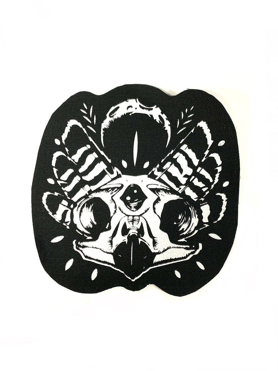 Enlightened Studio Owl Patch 7""