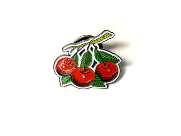 Goodworth & Co. Three Cherries Pin