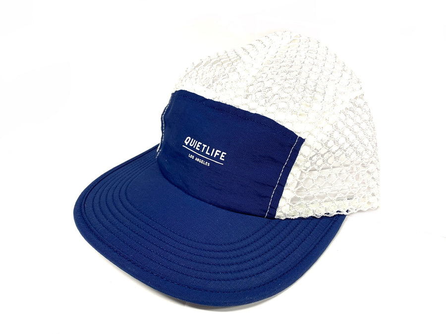 The Quiet Life Way Blue/White Mesh Strapback Hat