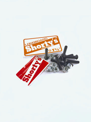 "Shorty's 1 1/8"" Hardware"