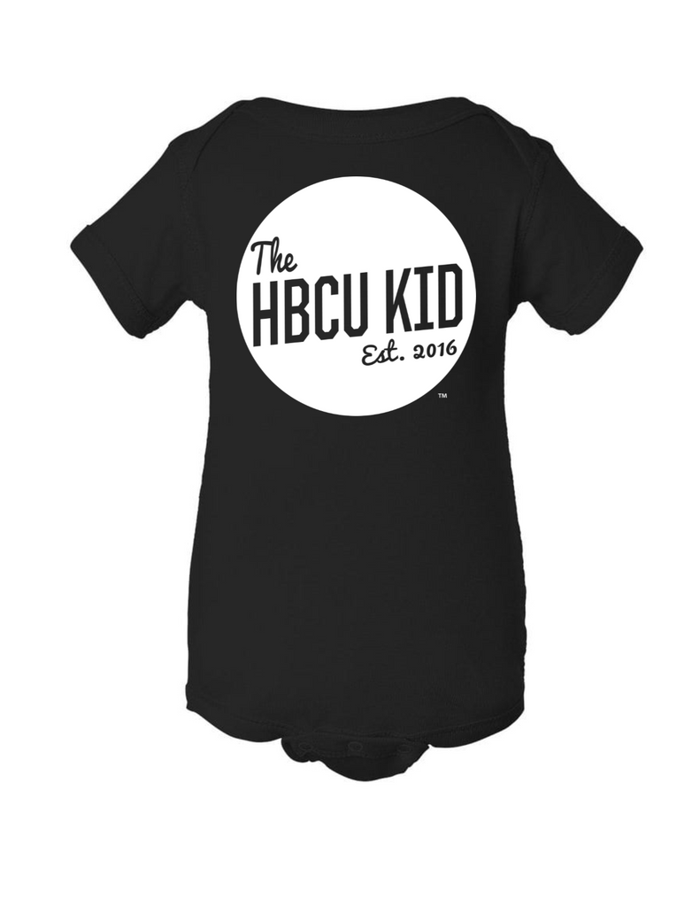 HBCU Kid Badge Onesie - The HBCU Kid