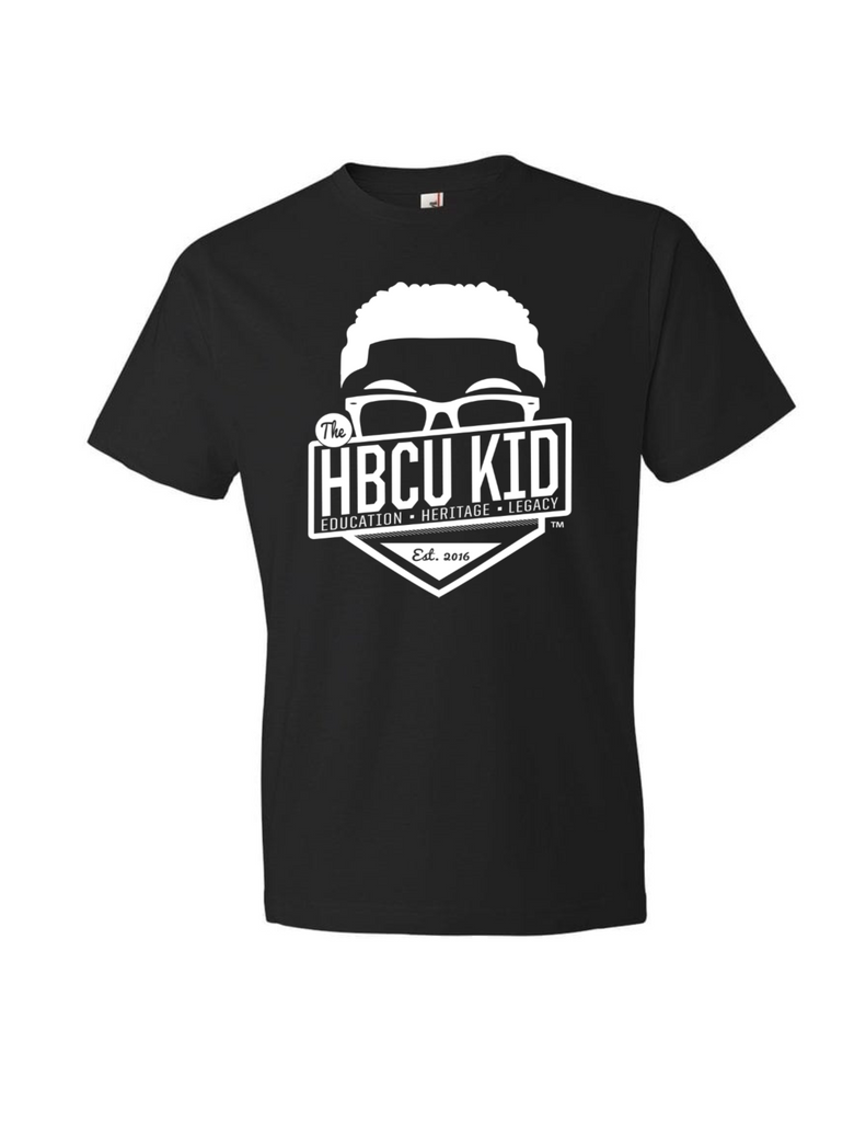 HBCU Kid Boy Adult Tee - The HBCU Kid