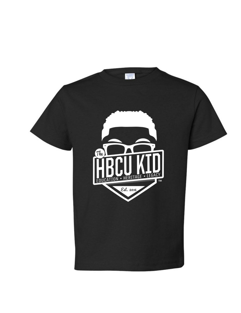 HBCU Kid Boy Toddler Tee - The HBCU Kid