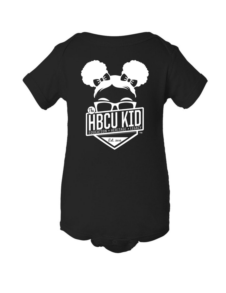 HBCU Kid Girl Onesie - The HBCU Kid
