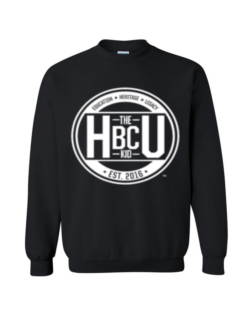 HBCU Kid Legacy Adult Sweatshirt - The HBCU Kid