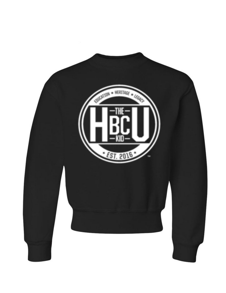 HBCU Kid Legacy Toddler Sweatshirt - The HBCU Kid
