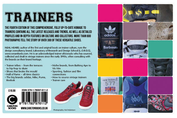 "Book: ""Trainers - (Sneakers) - A Lovers Guide"""