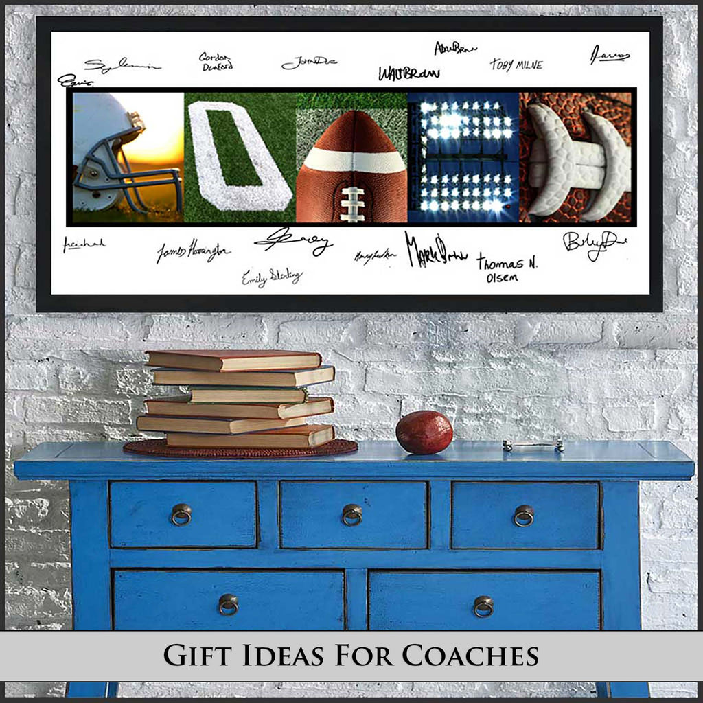 Gift Ideas For Coaches